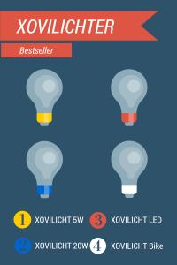 XOVILICHTER - Bestseller