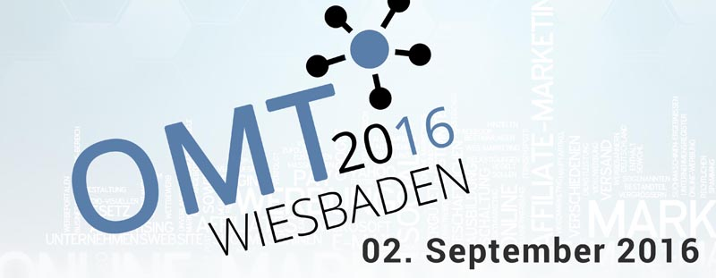 Online Marketing Tag 2016 in Wiesbaden – Rabattcode