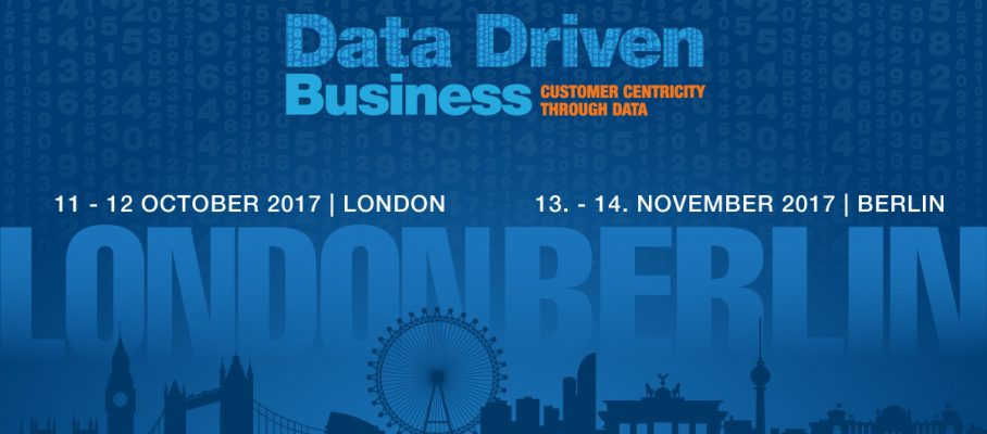 Data Driven Business Berlin 2017 Rabattcode