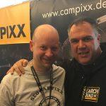 Campixx 2018 in Berlin mit Marco (seonaut)