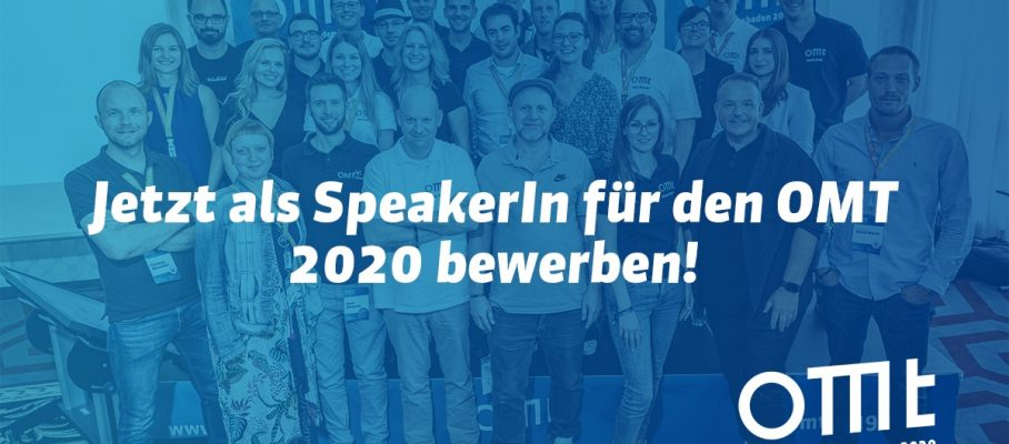 OMT 2020 - Online Marketing Tag Wiesbaden